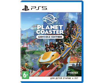 Planet Coaster Console Edition (PS5) ПРЕДЗАКАЗ!
