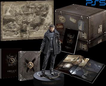Resident Evil Village Collectors Edition (Русская версия)(PS5) только по предоплате!