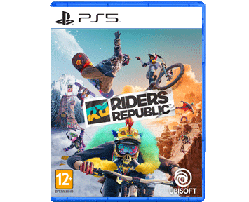 Riders Republic (Русская версия)(PS5) ПРЕДЗАКАЗ!