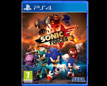 Sonic Forces (Русская версия)(PS4)