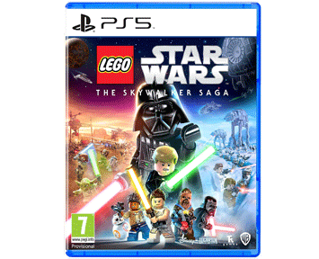 Lego Star Wars: The Skywalker Saga (Русская версия)(PS5) ПРЕДЗАКАЗ!