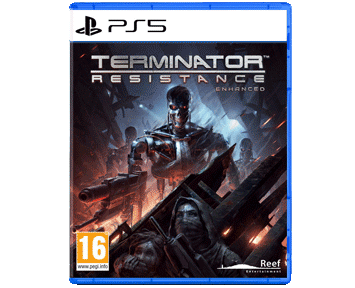 Terminator: Resistance (Русская версия)(PS5) ПРЕДЗАКАЗ!