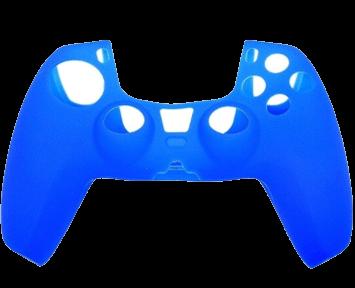 Cиликоновый Чехол для джойстика PS5 Синий