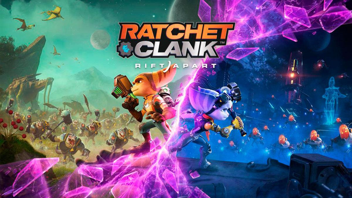 RATCHET and CLANK Сквозь Миры и Горизонты!