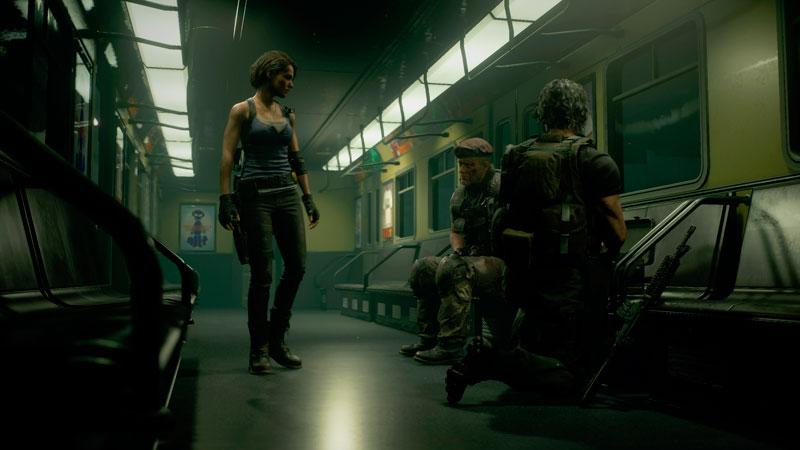 Resident Evil 3 Remake - Джилл снова с нами ! изображение 1