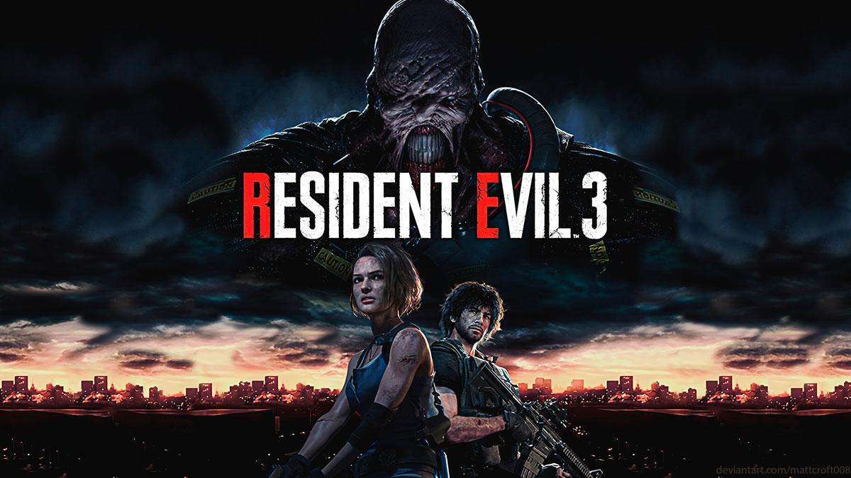Resident Evil 3 Remake - Джилл снова с нами !