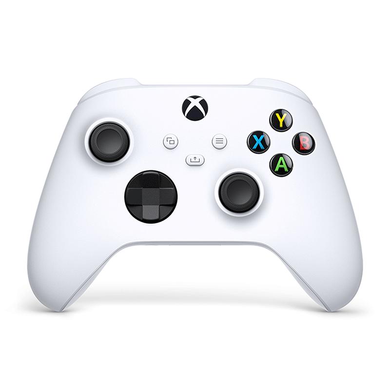 Беспроводной геймпад Xbox Robot White дополнительное изображение 1