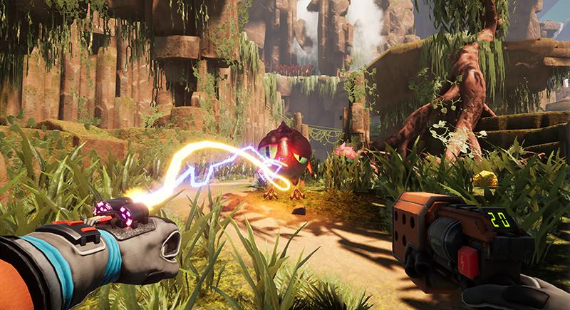 Journey to The Savage Planet  PS4 дополнительное изображение 2