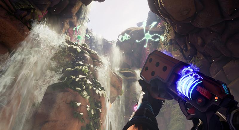Journey to The Savage Planet  PS4 дополнительное изображение 3