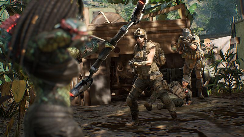 Predator Hunting Grounds  PS4 дополнительное изображение 1