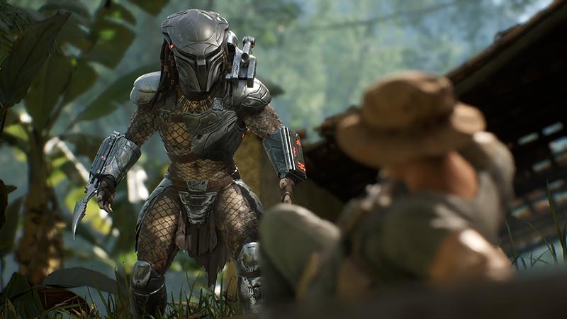 Predator Hunting Grounds  PS4 дополнительное изображение 2
