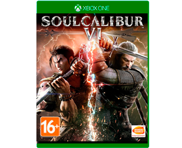SoulCalibur VI (6) [Русская/Engl.vers.](Xbox One)(USED)(Б/У)