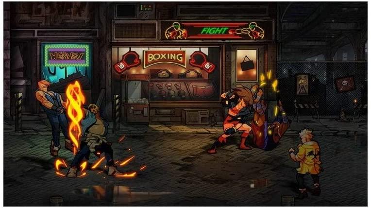 Streets Of Rage 4  PS4 дополнительное изображение 1