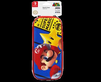 Защитный чехол Hori Premium vault case Mario (Nintendo Switch)