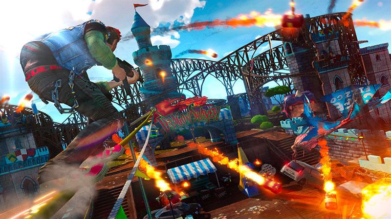 Sunset Overdrive Day One Edition  Xbox One дополнительное изображение 1
