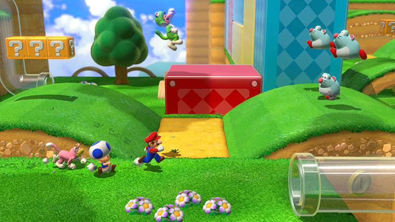 Super Mario 3D World и Bowser Fury  Nintendo Switch  дополнительное изображение 3