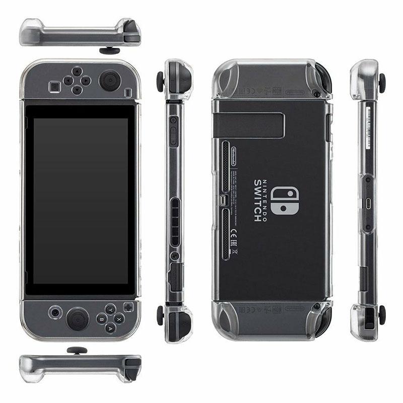 Пластиковый чехол Crystal Protector  Nintendo Switch дополнительное изображение 1