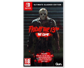 Friday The 13th: The Game Ultimate Slasher Edition (Русская версия)(Nintendo Switch)