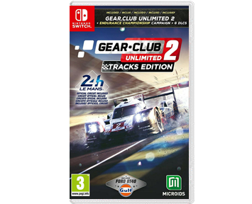 Gear Club Unlimited 2: Tracks Edition (Русская версия)(Nintendo Switch)