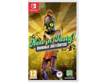 Oddworld: Abe's Oddysee (Nintendo Switch)
