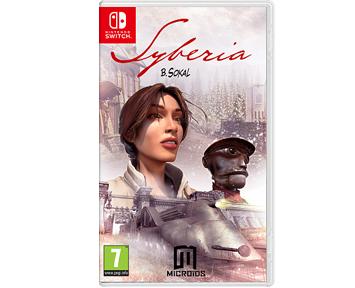 Syberia [Сибирь](Русская версия)(Nintendo Switch)
