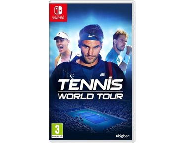 Tennis World Tour(Nintendo Switch)