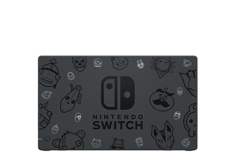 Игровая консоль Nintendo Switch Особое издание Fortnite дополнительное изображение 4
