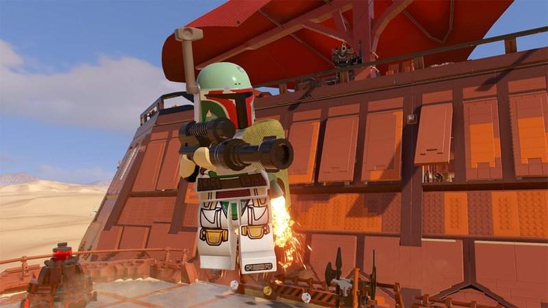Lego Star Wars The Skywalker Saga  Nintendo Switch  дополнительное изображение 1