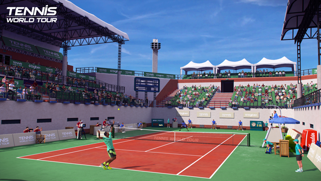 Tennis World Tour Nintendo Switch дополнительное изображение 1