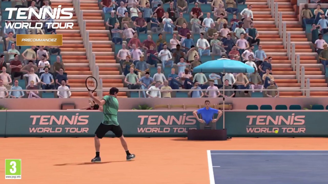 Tennis World Tour Nintendo Switch дополнительное изображение 2