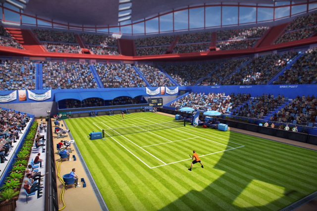 Tennis World Tour Nintendo Switch дополнительное изображение 3