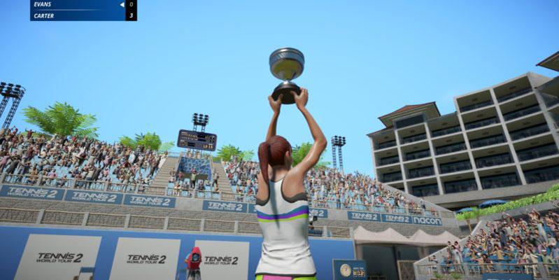 Tennis World Tour 2 Complete Edition  PS5 дополнительное изображение 2