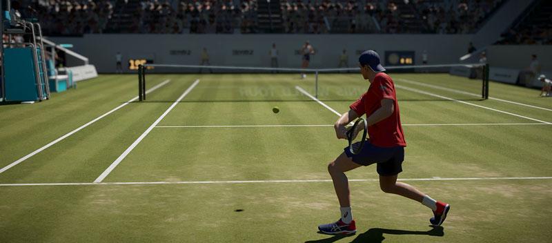 Tennis World Tour 2 Complete Edition  PS5 дополнительное изображение 3