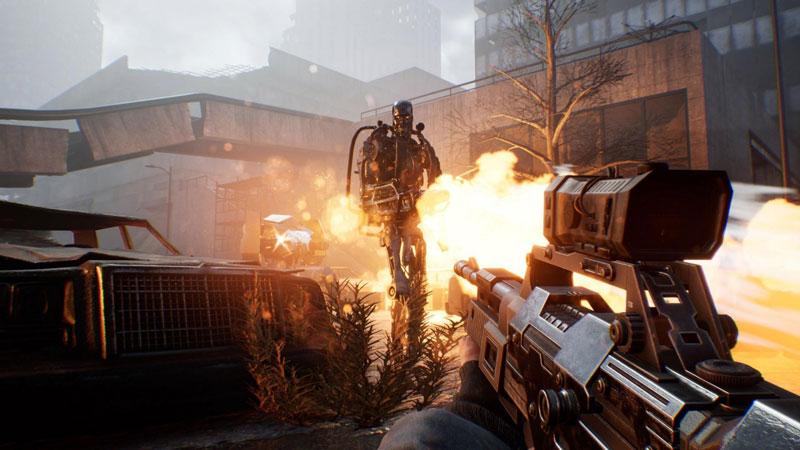 Terminator Resistance  PS4 дополнительное изображение 1