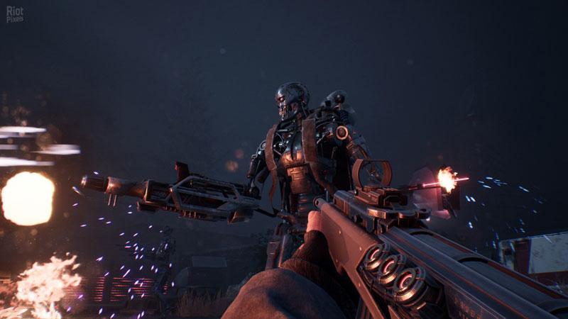 Terminator Resistance  PS4 дополнительное изображение 2
