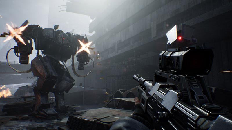 Terminator Resistance  PS4 дополнительное изображение 3