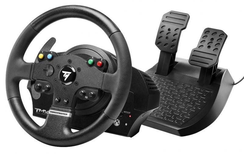 Руль Thrustmaster TMX FFB EU Version Xbox ONE/PC дополнительное изображение 1