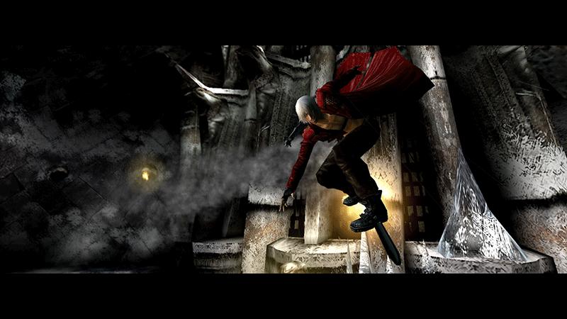 Devil May Cry Triple Pack JAP Nintendo Switch дополнительное изображение 3