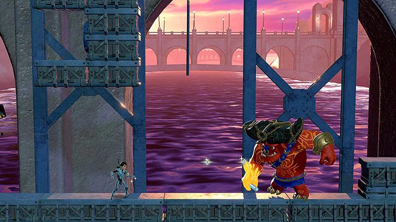 Troll Hunters Defenders Of Arcadia  PS4 дополнительное изображение 1
