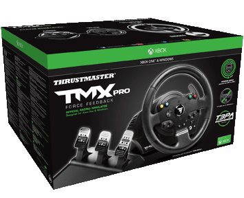 Руль Thrustmaster TMX FFB EU PRO Version Xbox ONE/Series X/PC