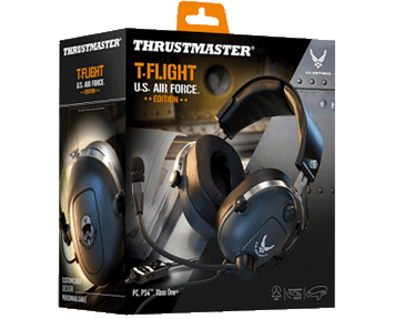 Гарнитура Thrustmaster T.Flight U.S. Air Force Edition (PS4, Xbox One, Switch, PC)