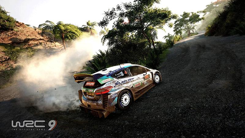 WRC 9  PS5 дополнительное изображение 1