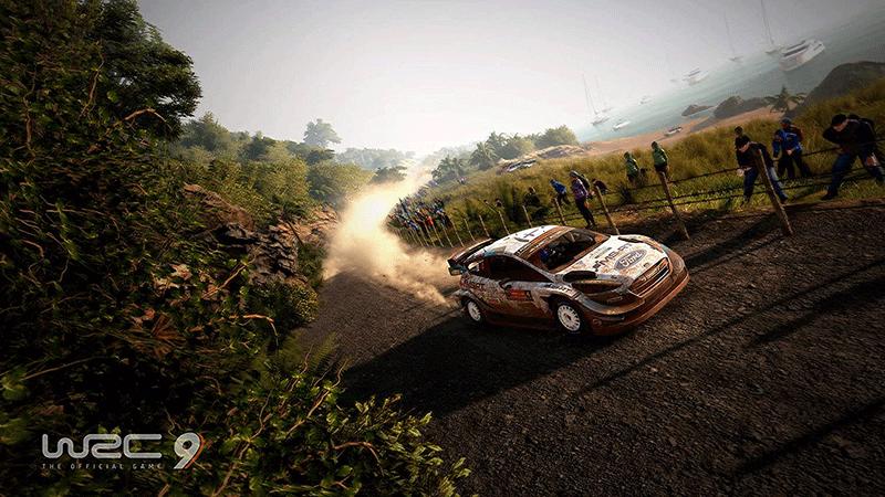 WRC 9  PS5 дополнительное изображение 3