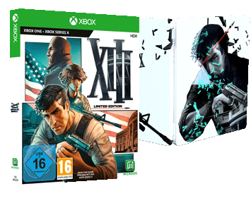 XIII - Limited Edition (Xbox One/Series X) ПРЕДЗАКАЗ!