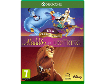 Disney Classic Games: Aladdin and The Lion King (Xbox One/Series X)