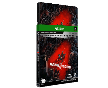 Back 4 Blood Special Edition (Русская версия)(Xbox One/Series X) ПРЕДЗАКАЗ!