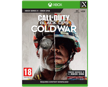 Call of Duty: Black Ops Cold War (Русская версия)(Xbox One/Series X)