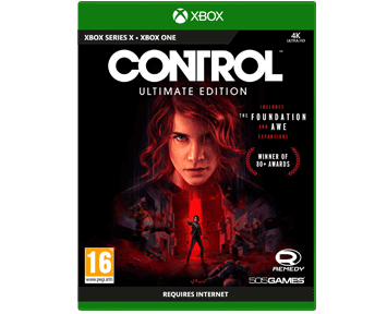 Control Ultimate Edition (Русская версия)(Xbox One/Series X) ПРЕДЗАКАЗ!