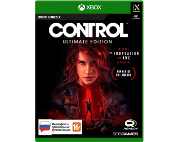 Control Ultimate Edition (Xbox Series X) ПРЕДЗАКАЗ!