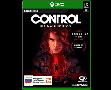 Control Ultimate Edition (Русская версия)(Xbox Series X)